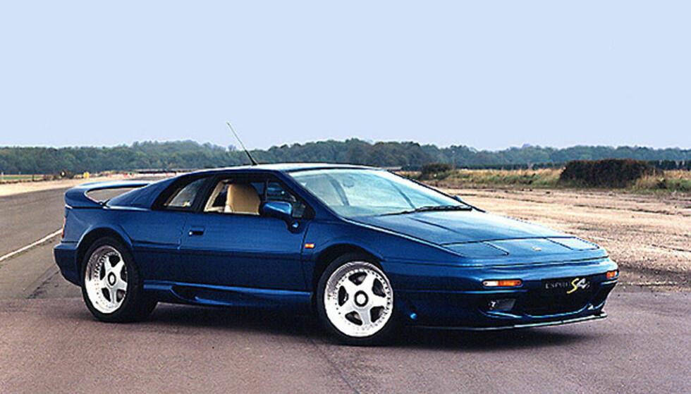 Esprit S4S (1994-1997) Foto: Lotus