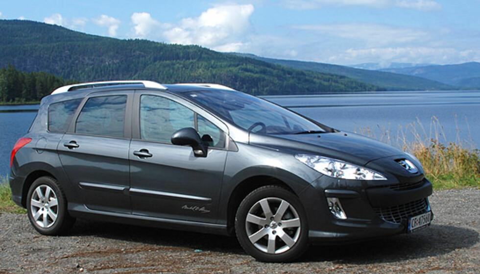 Fotoalbum: Peugeot 308 SW