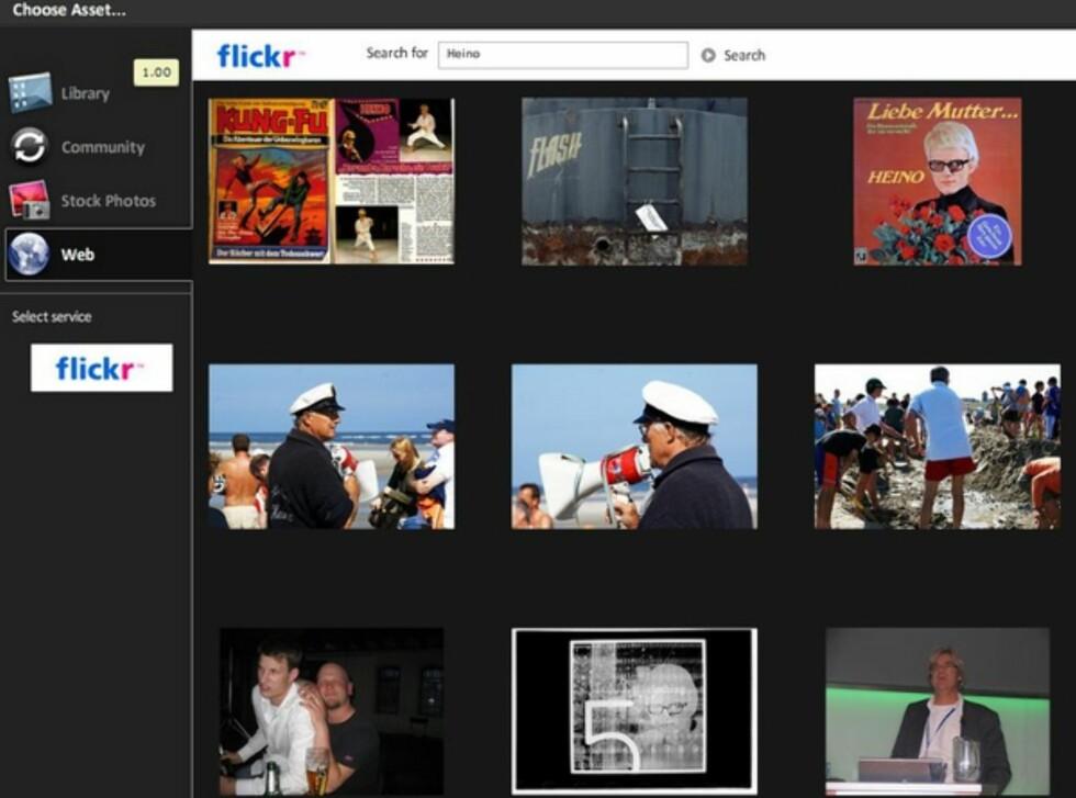 Nok å velge mellom. Foto: sliderocket.com