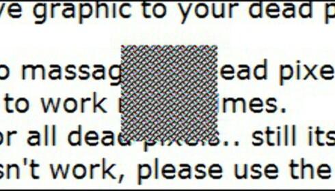 Fiks pikselen