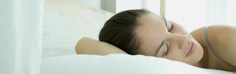 Den som sover...kan le hele veien til banken. Illustrasjonsfoto: colourbox.com