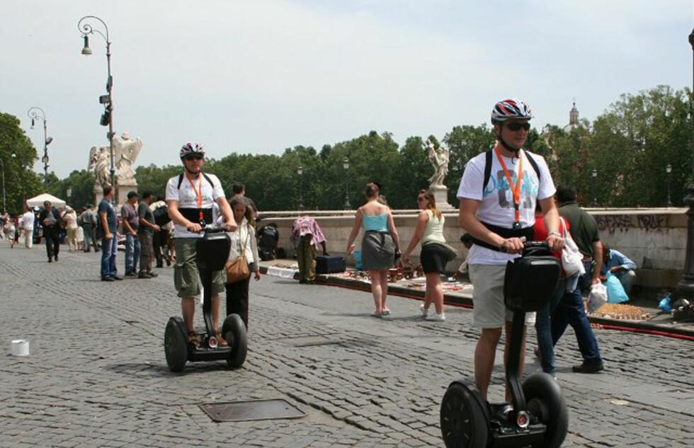 Ti ting du må gjøre i Roma