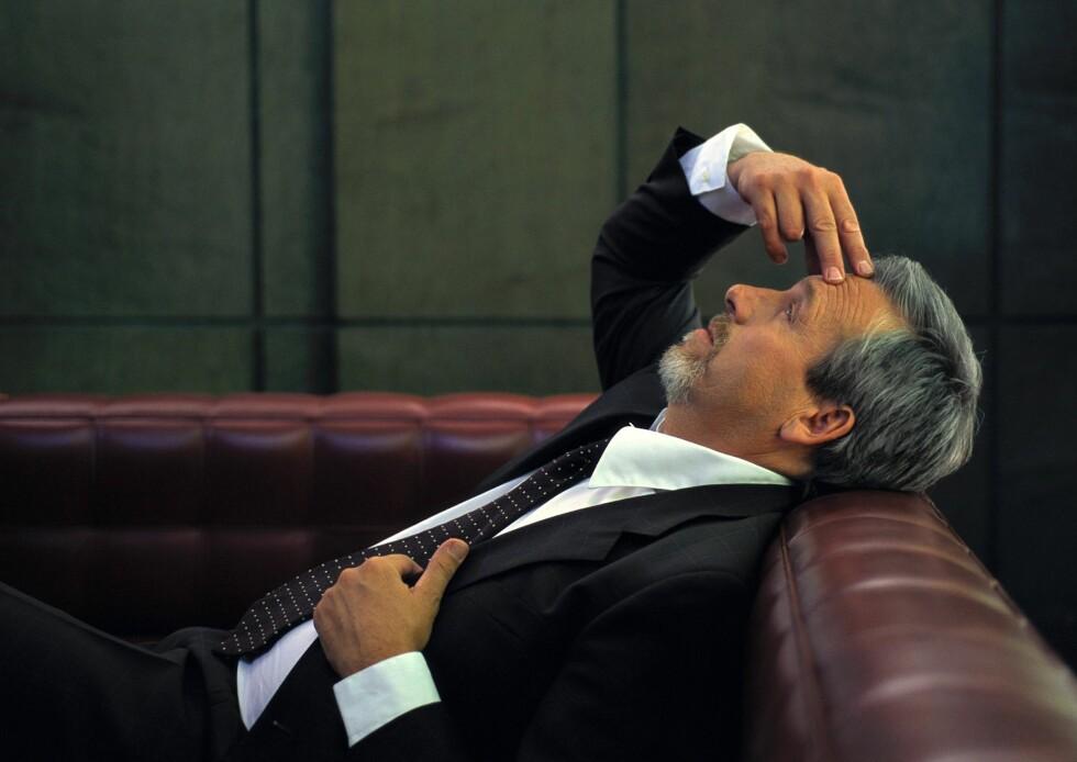 Bankene har blitt strengere i sine krav til lånetakere.   Foto: Colourbox.com