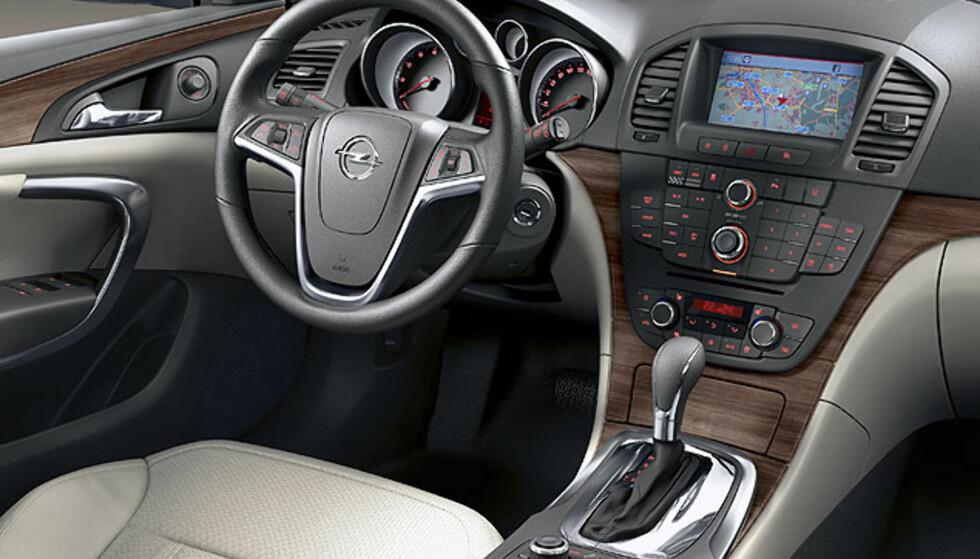 Opel Insignia: Fotoalbum