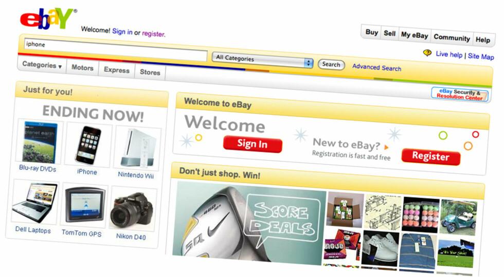 Skeptisk til å handle på eBay? Det er enklere enn du tror.