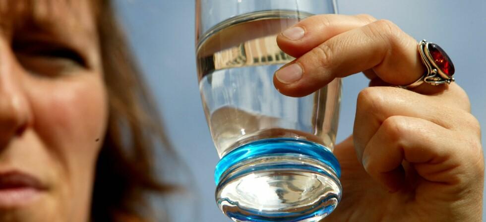 Vannet gikk inn i hjernen på kvinnen som nå er tilkjent en skyhøy erstatning. Illustrasjonsfoto: Colourbox.com