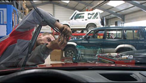 Spar penger - reparer bilen i utlandet