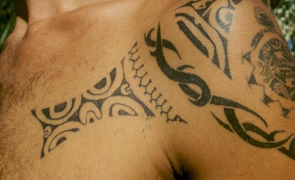 Folks negative holdninger til tatoveringer gjør at flere og flere vil ha sine fjernet. Illustrasjonsfoto: Colourbox