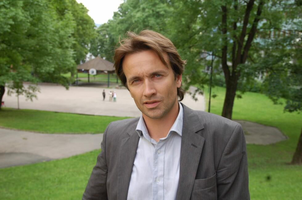 Reidar Hjermann synes staten bør ta den økonomiske byrden. Foto: Barneombudet