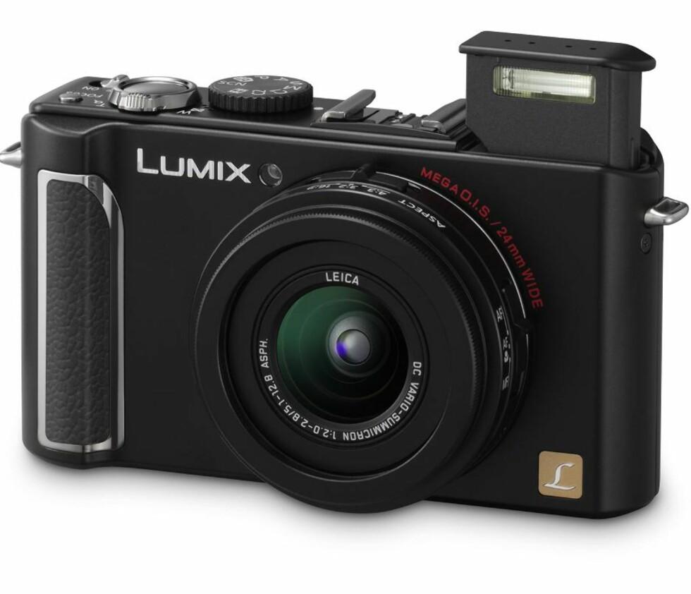 Panasonic Lumix DMC-LX3 Foto: Panasonic