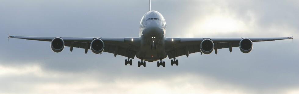 Flyet var på vei til Malaysia da nordmannen skapte bruduljer. Foto: Colourbox