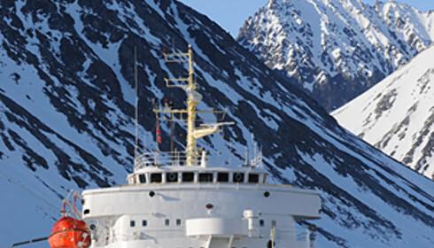 MV Polarstar er et perfekt utgangspunkt for et cruise rundt Svalbard. Foto: Hans Kristian Krogh-Hanssen