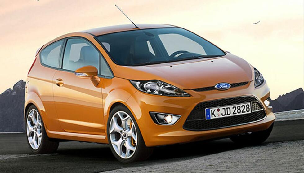 """Ford Mondeo """"kupé"""", Fiesta ST og -kabriolet"""