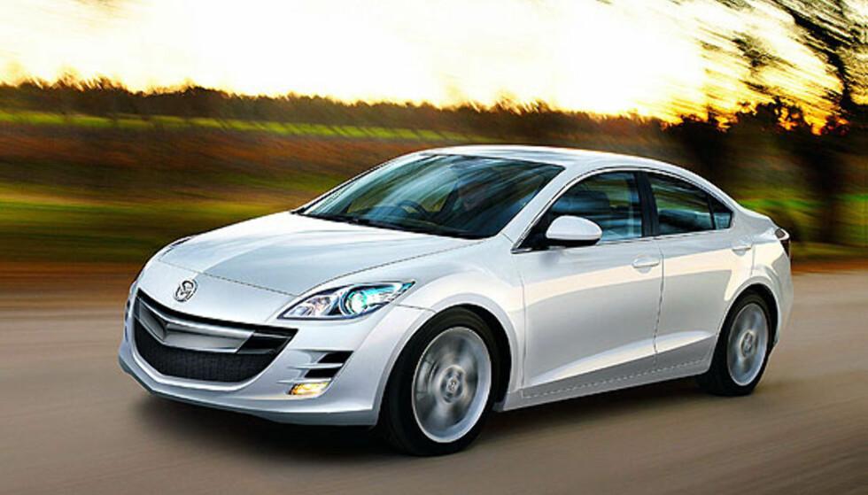 Nye Mazda 3