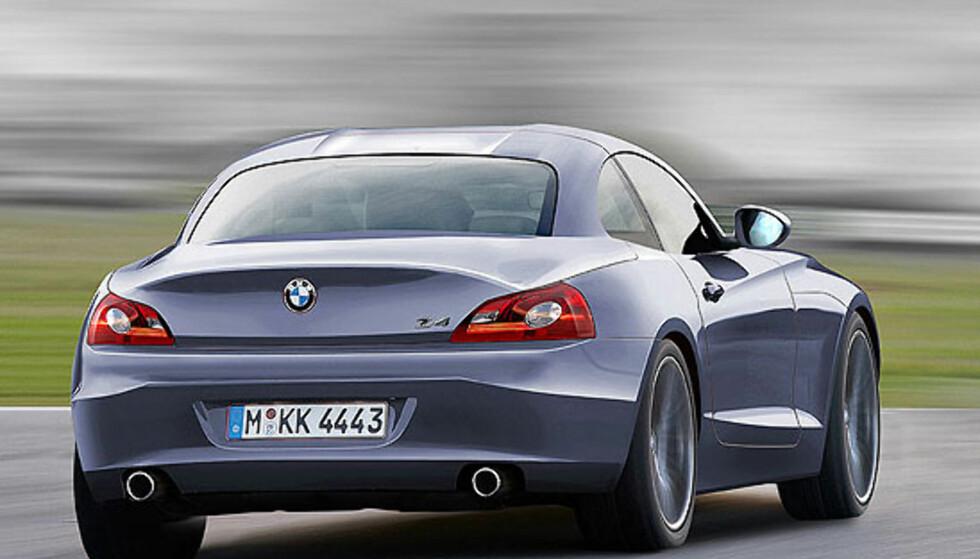 BMW 5-serie og Z4