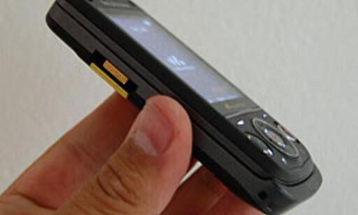 image: Sony Ericsson W760i