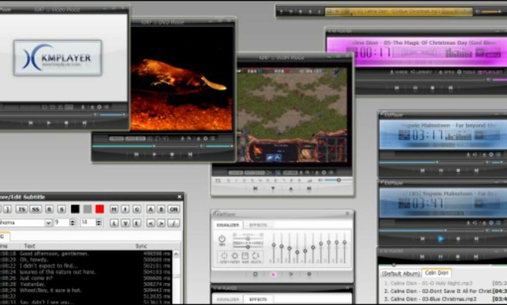 image: Video og musikk