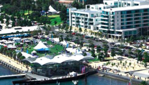 Som Victorias nest største by har Geelong nok å by på. Foto: greatoceanrd.com.au