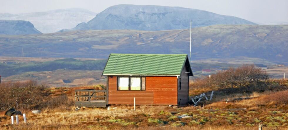 Hold forbruket nede når du er på hyttetur.  Foto: Colourbox.com