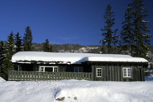 Hvis du leier ut hytta for mindre enn 10.000 kroner på et år, så får du skattefritak.  Foto: Hafjell Booking