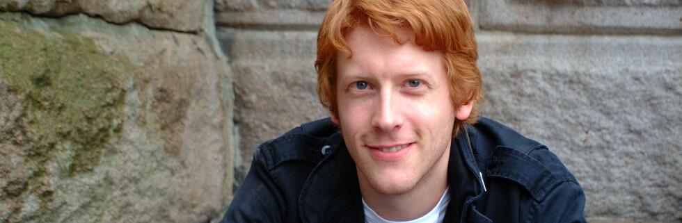 AUF-leder Martin Henriksen. Foto: AUF Foto: Foto: AUF