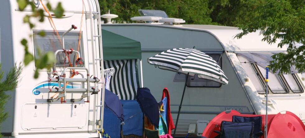 Campingvogn er kult