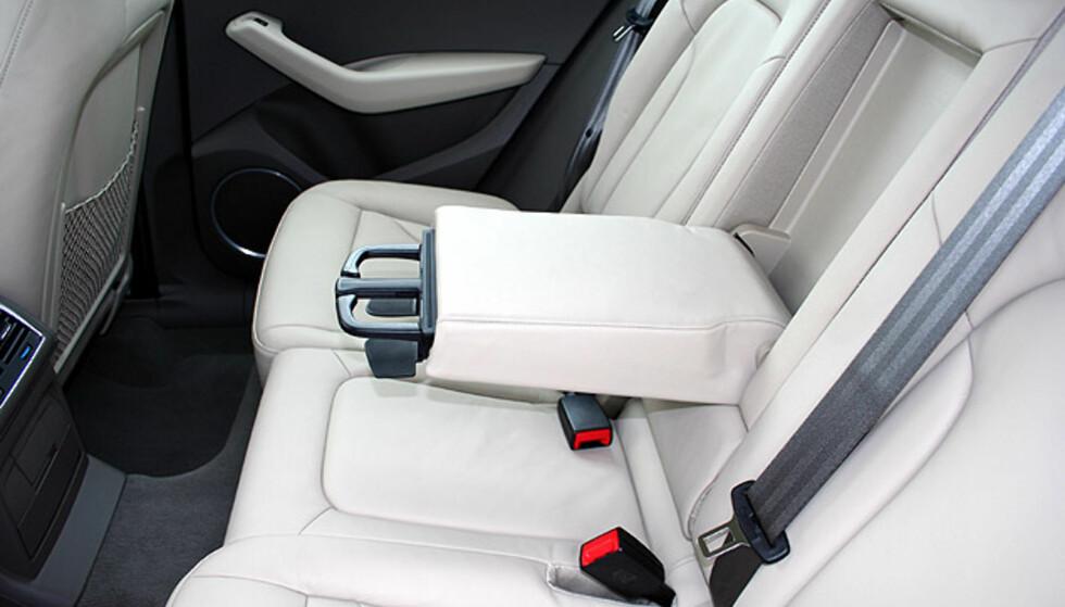Audi Q5: Store interiørbilder