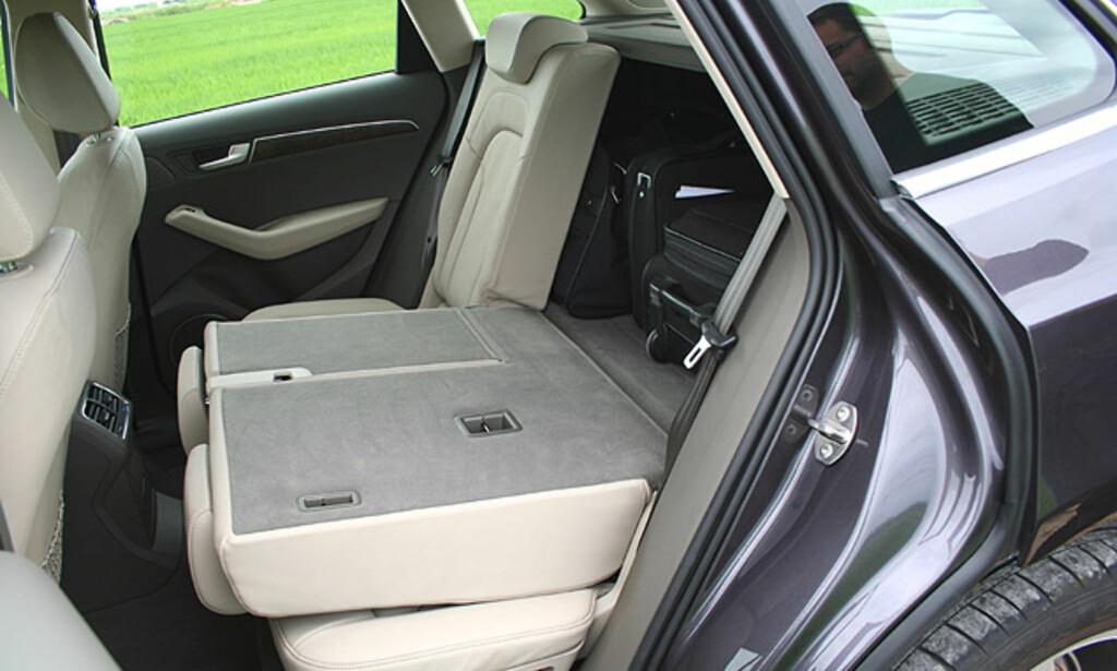 image: Audi Q5: Store interiørbilder