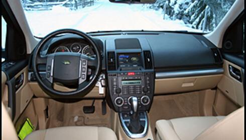 Land Rover Freelander 2.2 TD4 aut