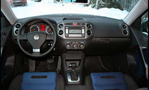 image: VW Tiguan 2.0 TDI Tiptronic Sport&Style