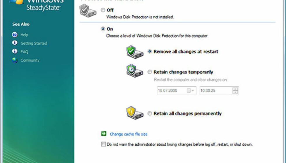 Fri deg fra Windows-trøbbel