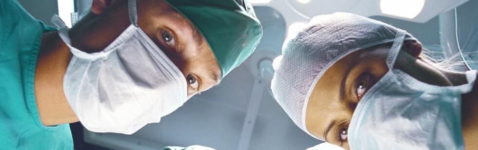 Du kan enten selv eller i samråd med legen din finne fram til hvilket sykehus du vil bruke. Foto: colourbox.com