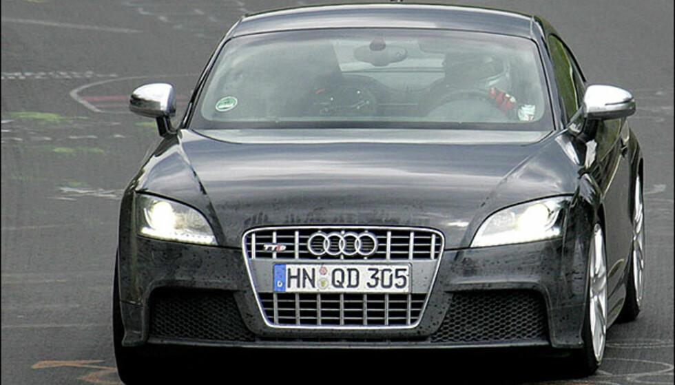 Audi TT: Verstingen!