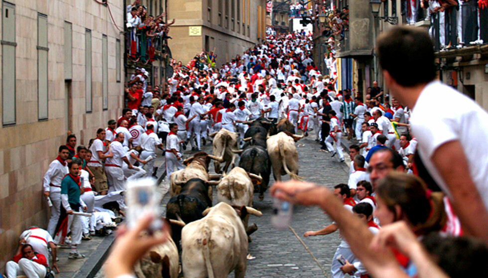 Galskap i gatene. Er dette tradisjoner eller dyretortur? Si din mening i debattsystemet i bunn av artikkelen.  Foto: sxc.hu