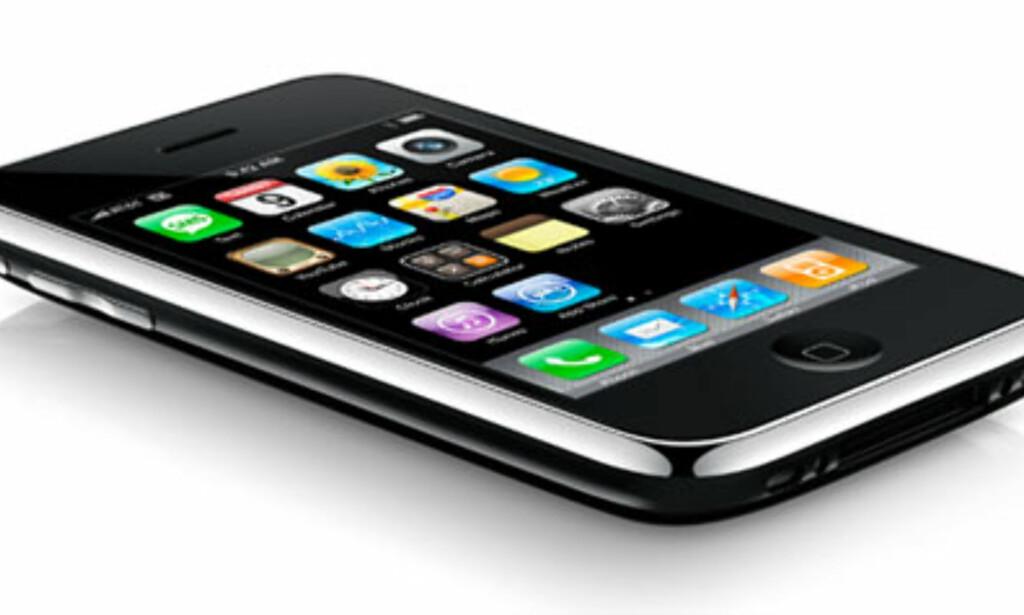 image: Her får du kjøpt iPhone 3G