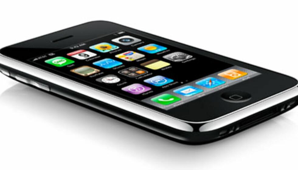 Her får du kjøpt iPhone 3G