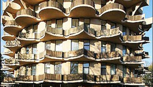 Her kan du bo for ca. 450 kroner natten etter å ha tilbragt lange og late dager på Druskininkai spasenter. Foto: www.pusynas.lt