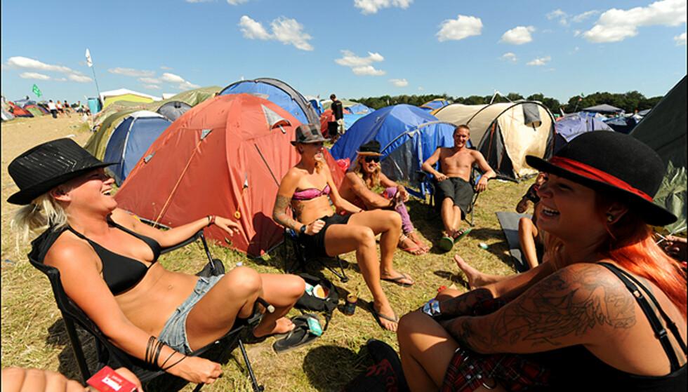 Bildespesial: Roskilde 2008