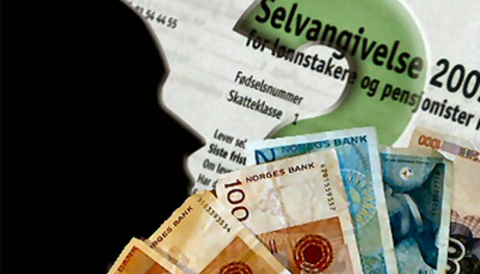 Grov feil i skatteoppgjøret