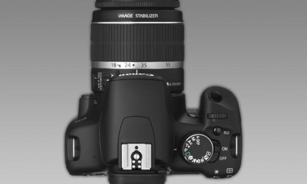 image: Canon EOS 450D