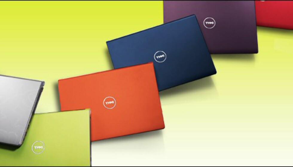 Dell med nye bærbare