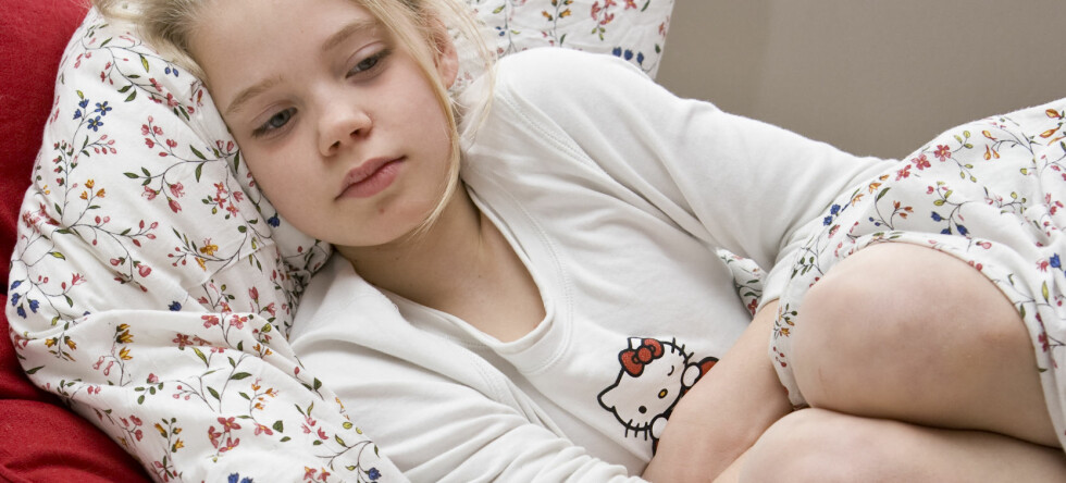 Noen flere barn enn voksne er smittet av salmonella. Illustrasjonsfoto: Colourbox.com