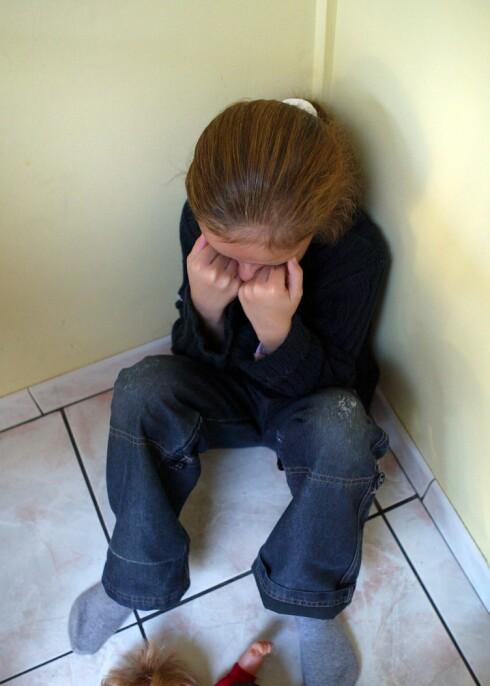 Flere jenter har blitt henvist for å få hjelp med tristhet/sorg/depresjon. Illustrasjonsfoto: Colourbox Foto: Illustrasjonsfoto: Colourbox