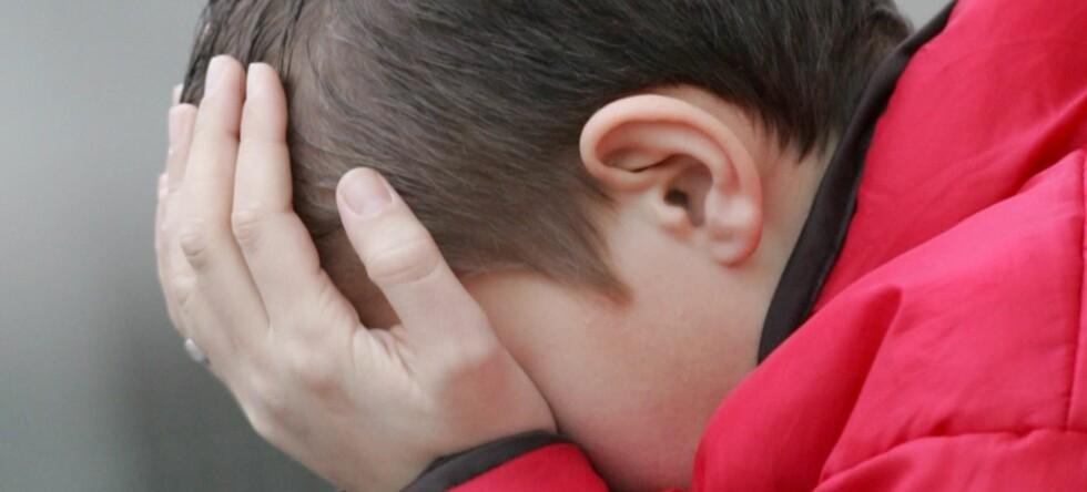 Det har de siste årene vært en økning av gutter som har blitt henvist pga. hyperaktivitet og konsentrasjonsvansker.  Illustrasjonsfoto: Colourbox Foto: Illustrasjonsfoto: Colourbox