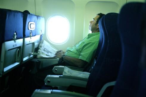 Nå kan du velge selv hvor du vil sitte. Vindu eller midtgang? Illustrasjon: colourbox.com Foto: colourbox.com