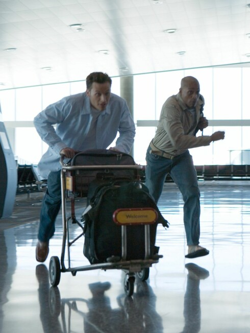 Prøv å være ute i god tid, så slipper du å løpe. Illustrasjon: colourbox.com Foto: colourbox.com