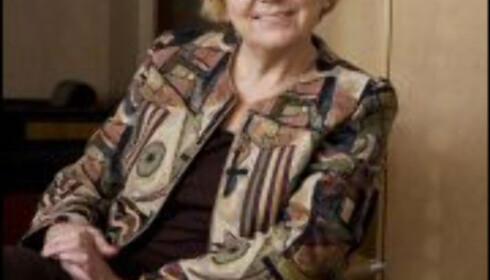 Kommunal- og regionalminister Magnhild Meltveit Kleppa.  Foto: Guri Dahl