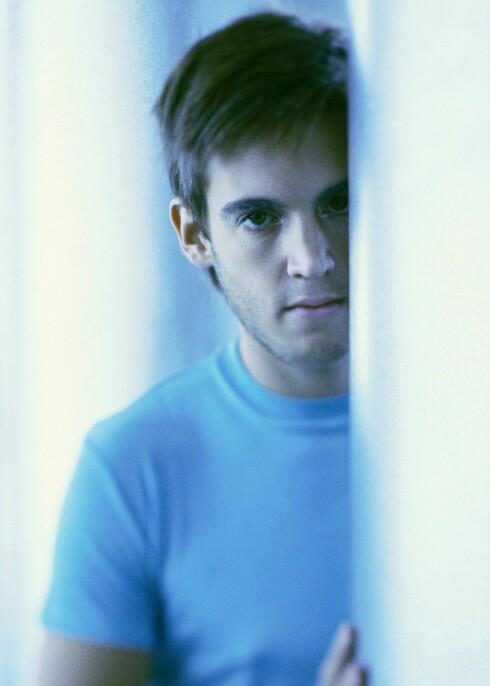 Hormonet oxytocin kan være til hjelp for mennesker som lider av sosial angst. Illustrasjonsfoto: colourbox.com  Foto: Foto: colourbox.com