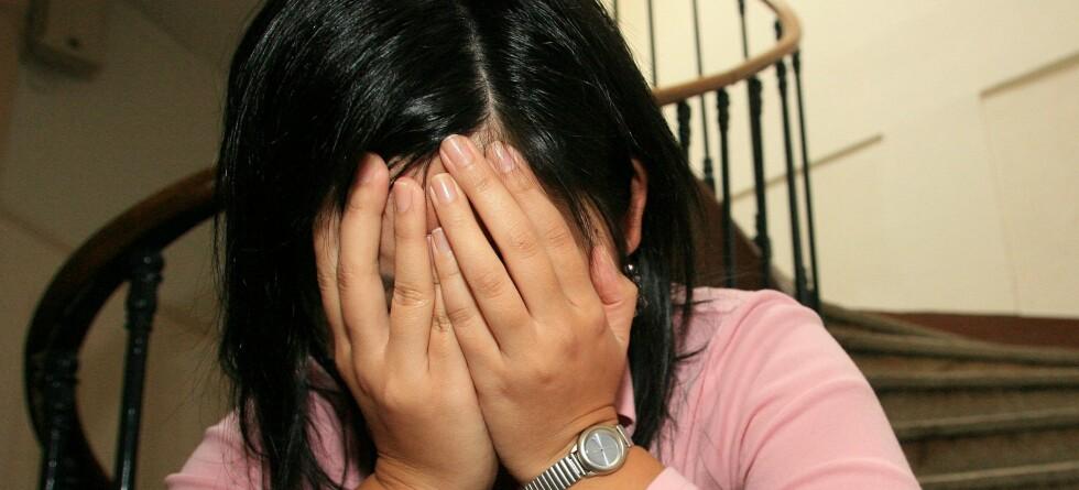 Mange som sliter med sosial angst kan nå få hjelp av en ny type nesespray, mener forskere. Illustrasjonsfoto: colourbox.com  Foto: Foto: colourbox.com