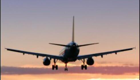 Husk at det er veldig liten sjanse for å havne i en flyulykke. Foto: Daniel Duchon